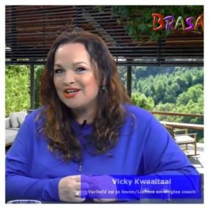Op TV bij SALTO1 op 12 en 17 december 2017: Zichtbaar met Monique Dekker - Vicky Kwaaitaal (liefdescoach)