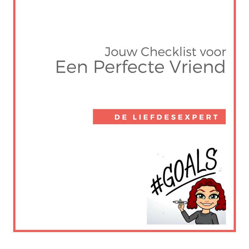 Waar moet je op letten bij het daten? Een checklist met 20 tekenen dat je op de juiste weg bent.
