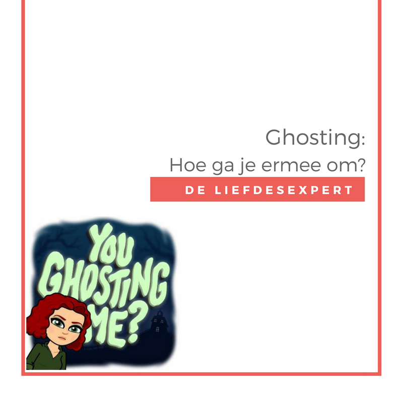 Ghosting; hoe ga je ermee om als iemand ineens verdwijnt? LiefdesExpert en singlescoach Vicky Kwaaitaal geeft tips