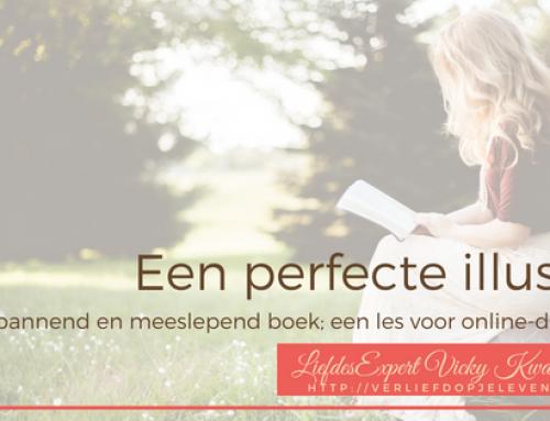 'Een perfecte illusie' van Annette van Luyk (boekrecensie)