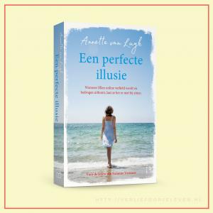 Een perfecte illusie van Annette van Luyk - Liefdescoach Vicky Kwaaitaal schreef een boekrecensie met tips voor online daters