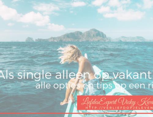 Als single alleen op vakantie? Alle opties en tips op een rijtje